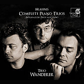 Album artwork for COMPLETE PIANO TRIOS