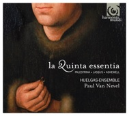 Album artwork for Huelgas-Ensemble: La Quinta essentia