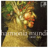 Album artwork for HARMONIA MUNDI: THE 2007 DIARY