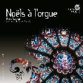 Album artwork for NOELS A L'ORGUE