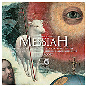Album artwork for Handel: Messiah / Clare College, Jacobs