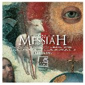 Album artwork for HAENDEL : MESSIAH - Rene Jacobs