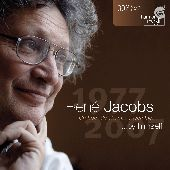Album artwork for RENE JACOBS...BY HIMSELF