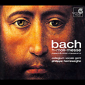 Album artwork for Bach: Mass in B minor / Herreweghe, Collegium