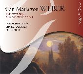 Album artwork for Weber: Clarinet Music (Moragues)