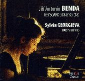 Album artwork for BENDA: KEYBOARD SONATAS