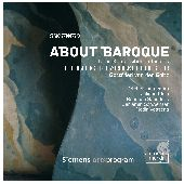 Album artwork for ABOUT BAROQUE