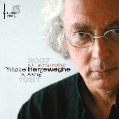 Album artwork for PHILIPPE HERREWEGHE BY HIMSELF