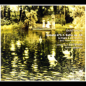 Album artwork for Saint-Saëns: Sonate no 1, etc / Bertrand, Amoyel