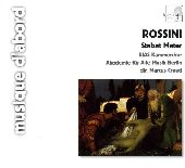 Album artwork for ROSSINI: STABAT MATER