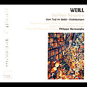 Album artwork for WEILL: BERLINER REQUIEM