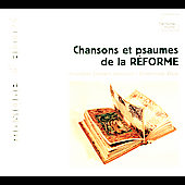 Album artwork for CHANSONS ET PSAUMES DE LA REFORME