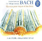Album artwork for Bach: Works for Organ and Oboe