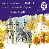 Album artwork for BACH: LES 4 TOCCATAS & FUGUES