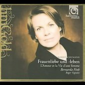 Album artwork for Schumann: Frauenliebe / Bernarda Fink