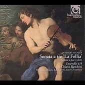 Album artwork for Vivaldi: Sonata - La Folia / Ensemble 415