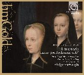 Album artwork for Bach: Cantatas BWV 78, 198/ Philippe Herreweghe