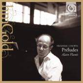 Album artwork for Chopin: Preludes / Alain Planés, piano