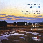 Album artwork for Weber: Piano Works (Heisser)