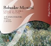Album artwork for Martinu: Duos and Trios for Strings