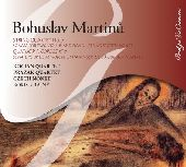 Album artwork for Martinu: String Quartet No. 7, Sonata, etc.
