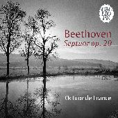 Album artwork for BEETHOVEN: SEPTET OP. 20