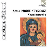 Album artwork for Chant traditionnel Maronite / Sister Marie Keyrouz