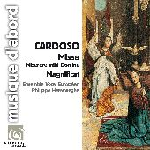 Album artwork for Cardoso: Missa Miserere Mihi, Magnificat / Herrewe