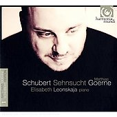 Album artwork for Matthias Goerne Schubert Edition Vol 1 Sehnsucht