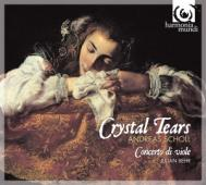 Album artwork for Crystal Tears: John Dowland & his Contemporaries