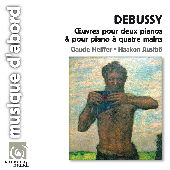 Album artwork for Debussy: Oeuvres pour deux pianos & piano