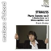 Album artwork for Strauss Works for Piano