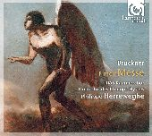 Album artwork for Bruckner: Mass in F Minor (Herreweghe)