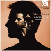 Album artwork for Debussy/Poulenc: Works for Cello & Piano