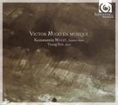 Album artwork for Konstantin Wolff: Victor Hugo en Musique