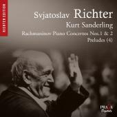 Album artwork for Rachmaninov: Piano Concertos 1 & 2 / Richter