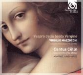 Album artwork for Cantus Coln: Vespro della beata Vergine