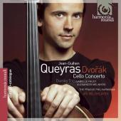 Album artwork for Dvorak: Cello Concerto (Queyras)