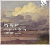Album artwork for Schubert: Impromptus op. 142 / Sonata op. 78