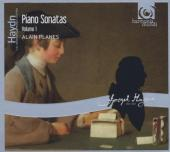 Album artwork for Haydn: Piano Sonatas vol. 1
