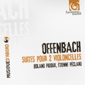 Album artwork for Offenbach: Suites for 2 Cellos