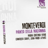 Album artwork for Monteverdi: Pianto Della Maddona