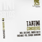 Album artwork for Tartini : Concertos