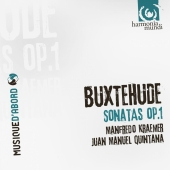 Album artwork for Buxtehude: Sonatas