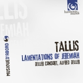 Album artwork for Tallis: Lamentations of Jeremiah