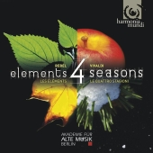 Album artwork for Rebel: Four Elements / Vivaldi: Four Seasons