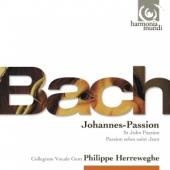 Album artwork for J.S. Bach: Johannes Passion / Herreweghe