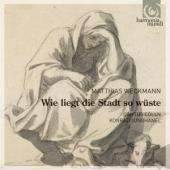 Album artwork for Weckmann: Sacred Motets & Lamentations