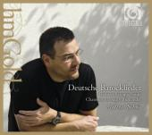 Album artwork for German Baroque songs / Andreas Scholl