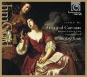 Album artwork for Caspar Kittel: Arias & Cantatas / Rene Jacobs